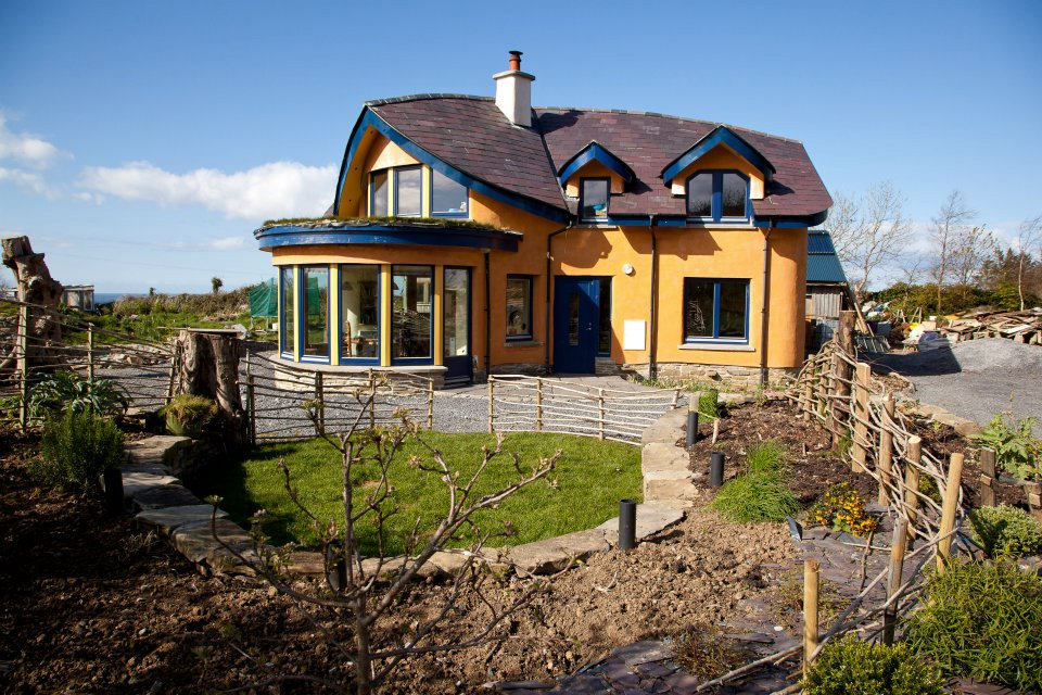 10 Best Cob Houses & the Benefits of Building One Cost Of House Plans Ireland on ireland cottage floor plans, ireland house drawings, ireland lifestyle,