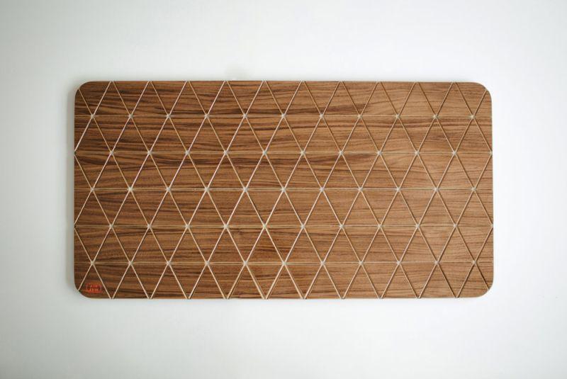 Airea Wood Block Floor Mat By Sitskie Calms Your Legs
