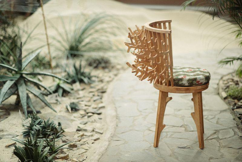 Branch Chair By Fajno Design