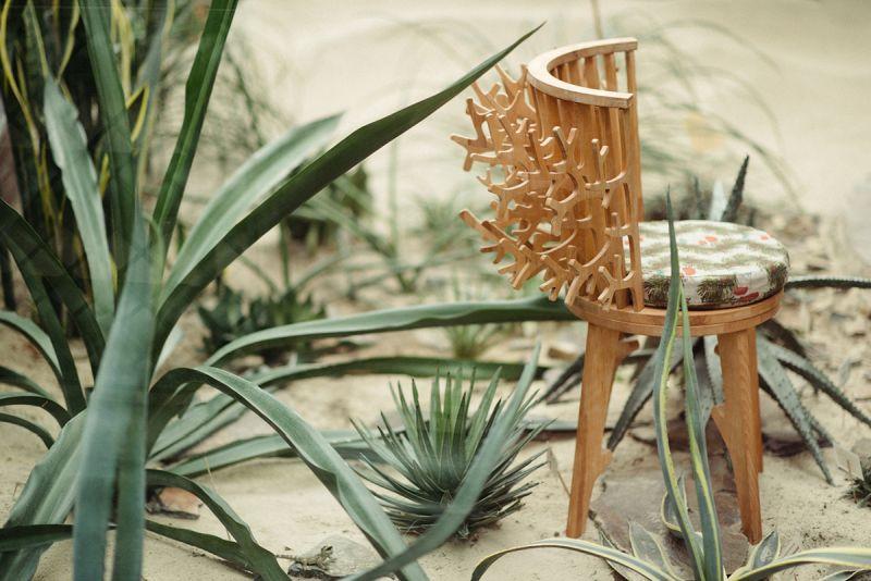 Branch-chair by Fajno Design