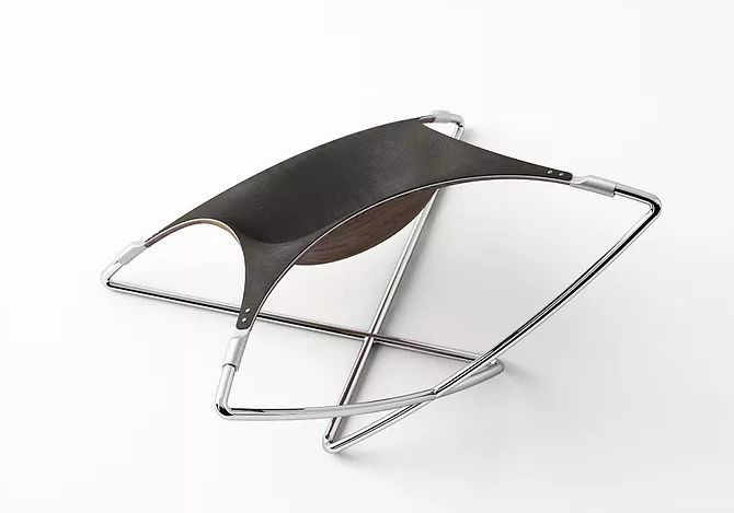 Chair X by Chang Chung-Yen
