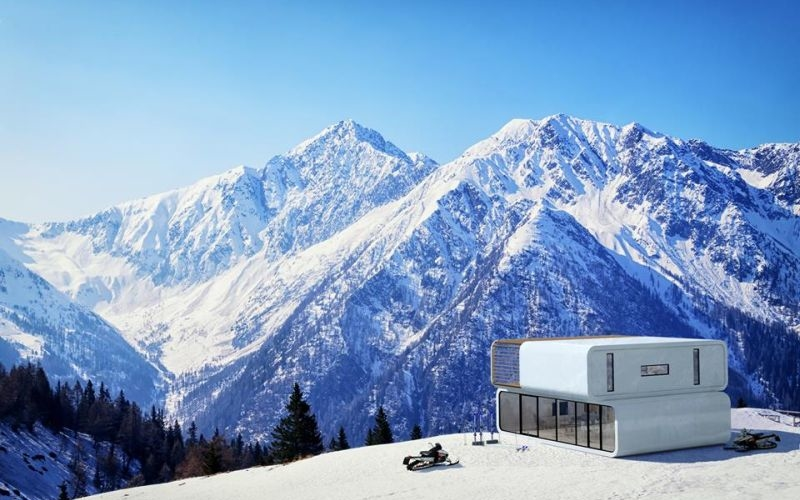 Coodo by LTG is prefab modular house for any location