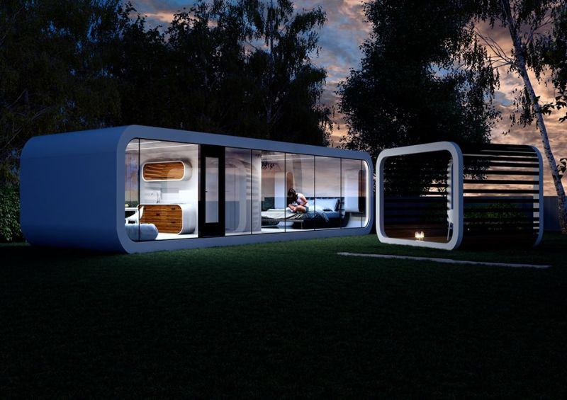 coodo by ltg is prefab modular house for any location rh homecrux com Coodo 3D Prefabricated Chicken Coops