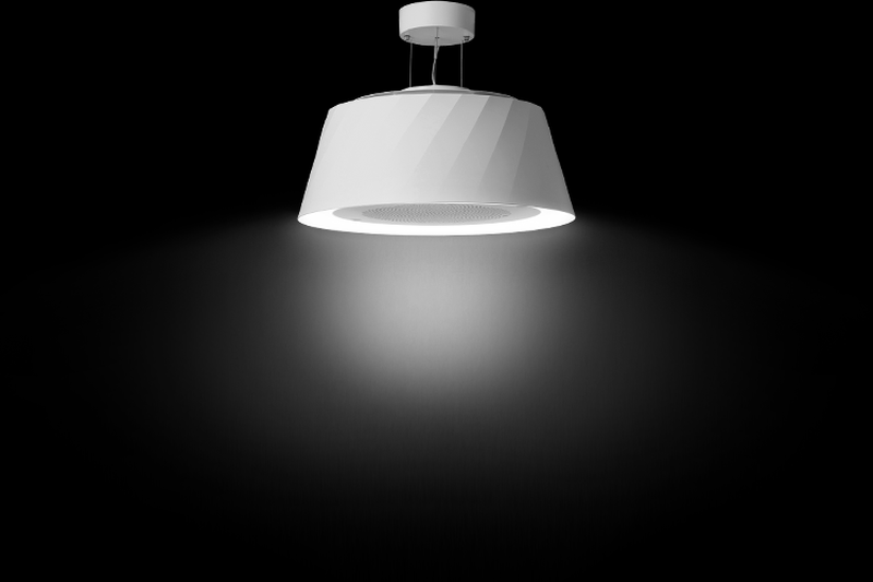 Cookiray BE is air cleaning pendant lamp