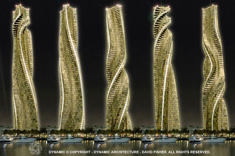 Dubai all set to welcome world's first self-powered rotating skyscraper by 2020