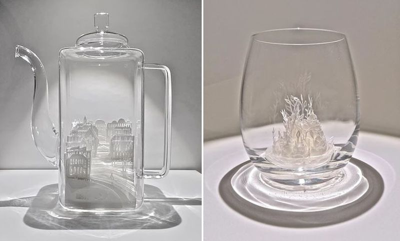 In The Jar by Ayumi Shibata