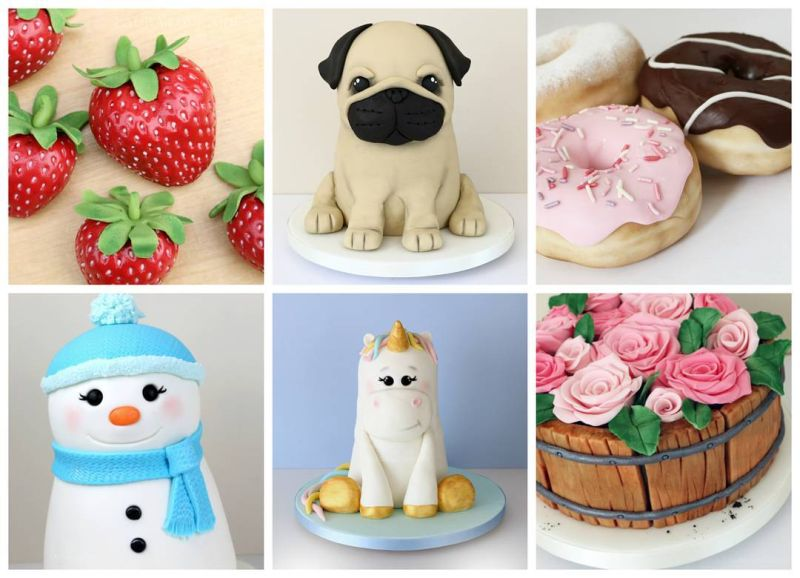Laura S Edible Cake Art : Laura Loukaides bakes cakes that are everything but cakes!