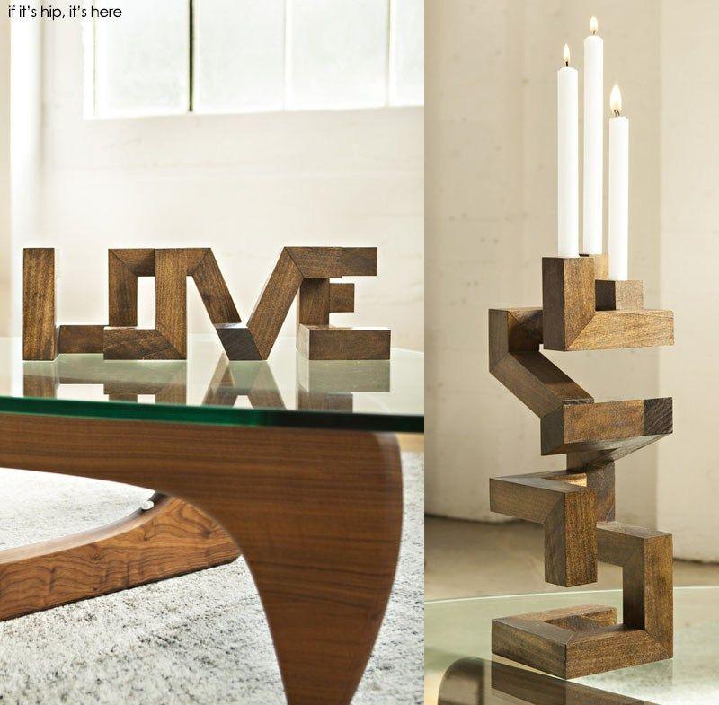 Love Sculpture by Michael Kalish
