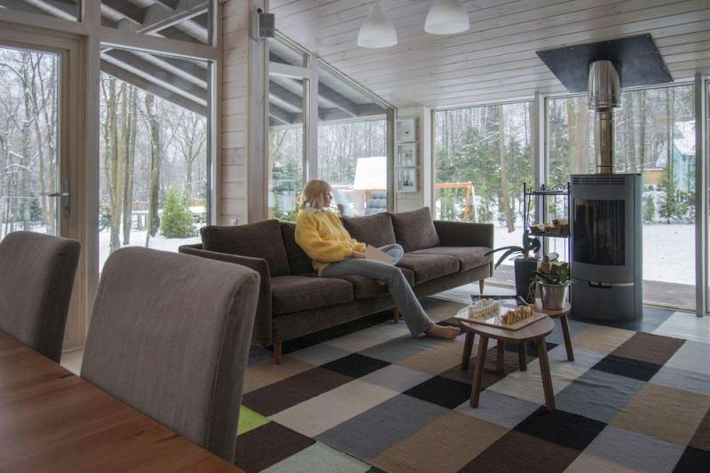 Prefabricated house by DublDom