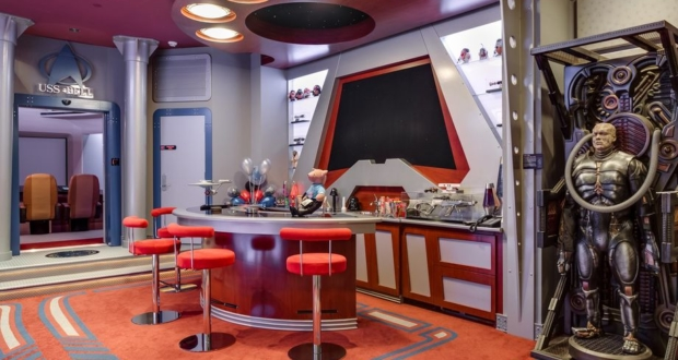 Star Trek Mansion