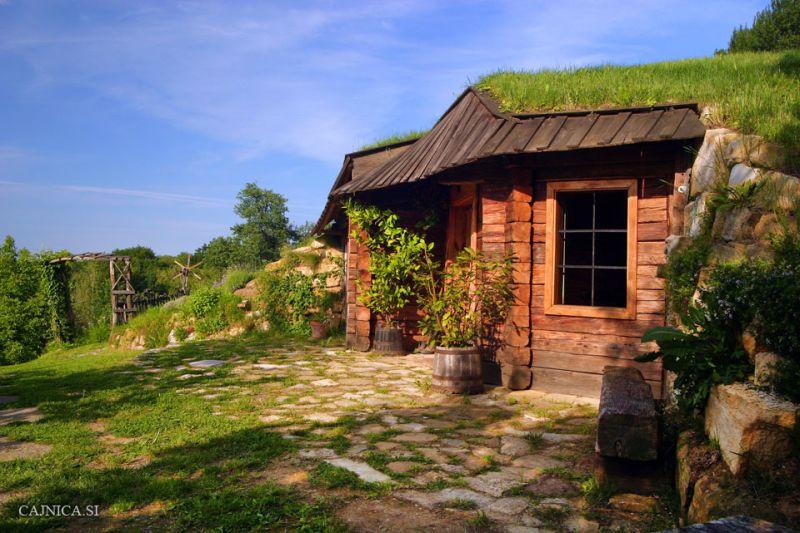 Teahouse by Danica and Joze Kolaric