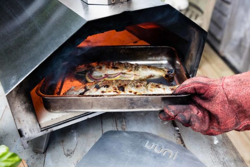 Uuni Pro is quad-fuelled portable outdoor oven