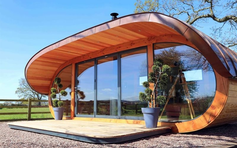 Watch impressive global entries for UK shed of the year contest