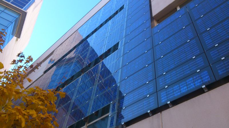 Silicon-based energy-generating windows comes to reality