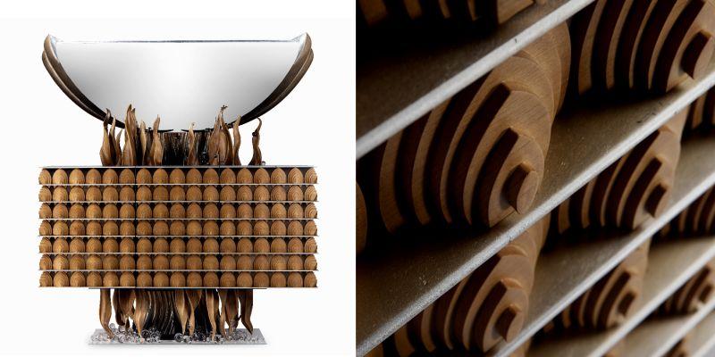 Egli Design Whisper Bedroom Cabinet