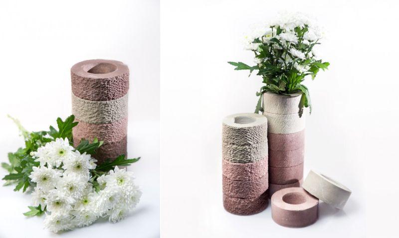 HAAFE vase by Tamim Daoudi