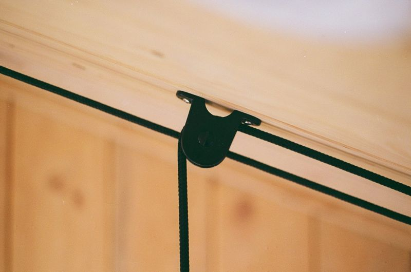 Hanging Drying Rack by George and Willy