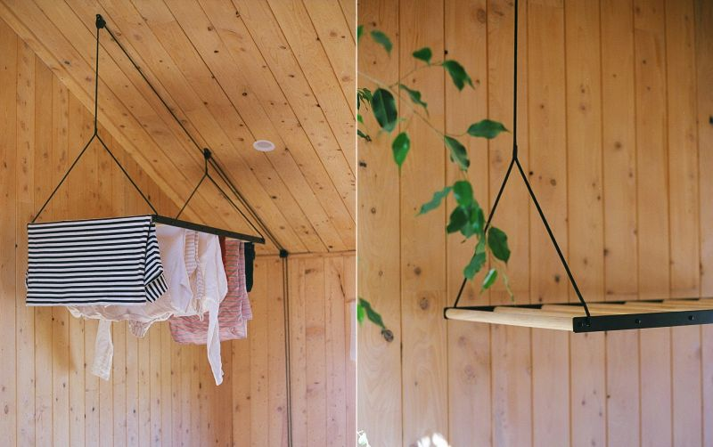 Hanging Drying Rack By George And