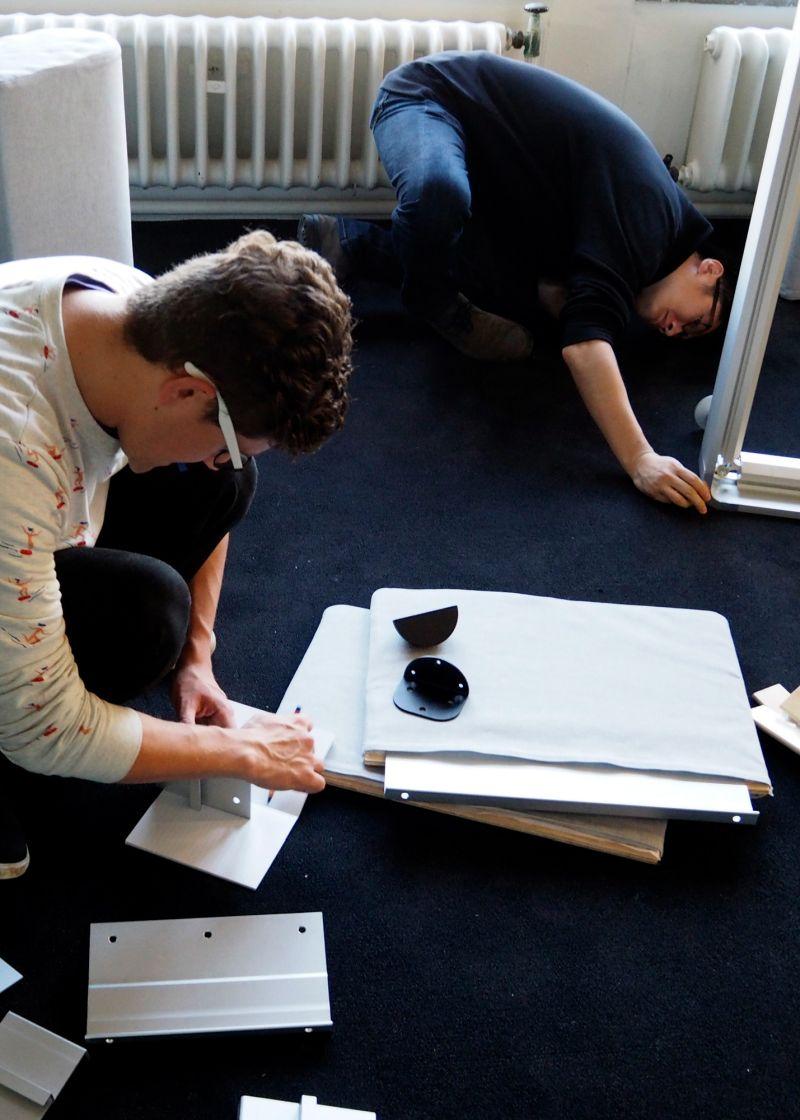 Ikea making app store inspired furniture using delaktig units - Sofas del ikea ...