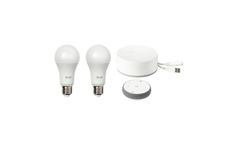 Ikea launches Tradfri affordable smart LED bulb collection internationally