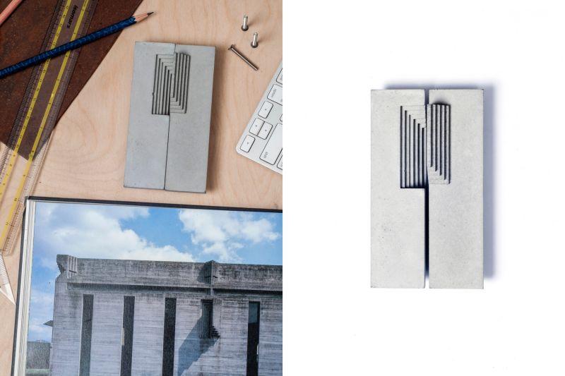Mirage Concrete Furniture Hardware