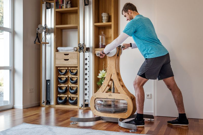 NOHrD WaterGrinder fitness equipment