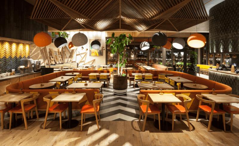 Nando s opens its sustainable eco restaurant in cambridge