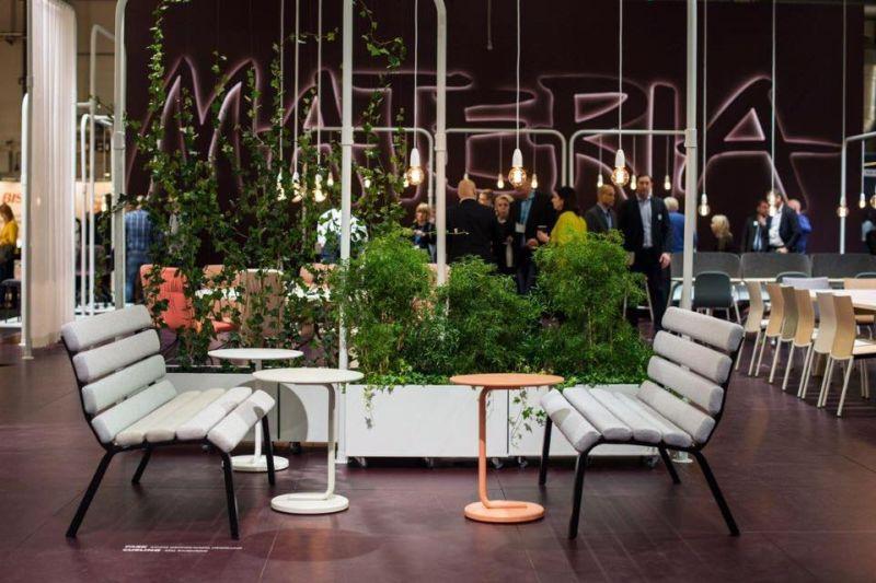 Park sofa by Materia