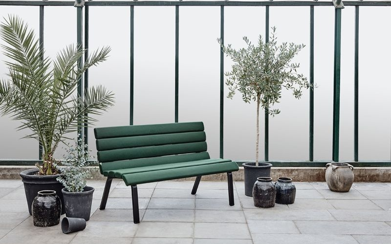 Park Sofa blends perfectly with outdoor-themed interiors