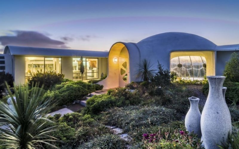 Peka Peka – A beautiful concrete dome home up for sale