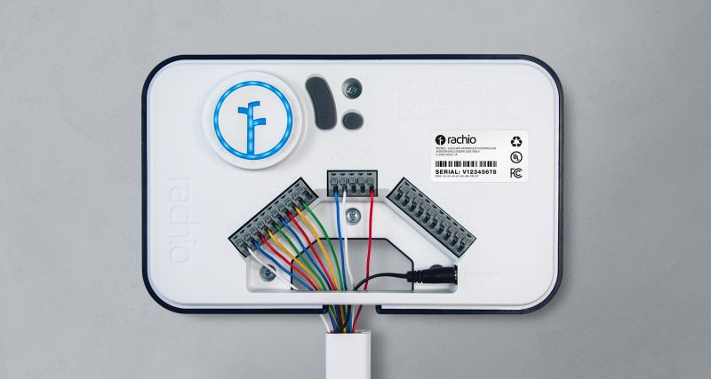 Rachio smart sprinkler controller gets Google Assistant integration