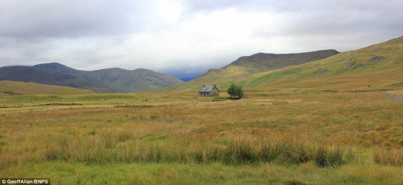 Scottish bothies by The Scottish Bothy Bible
