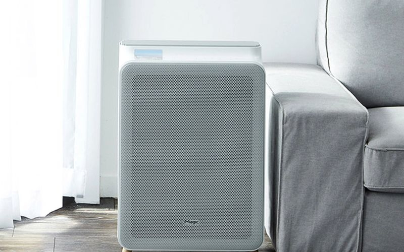 Breathe clean and healthy air with Super L air purifier