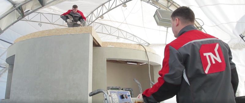 This 3D printed house is built in 24 hours, costs $10K