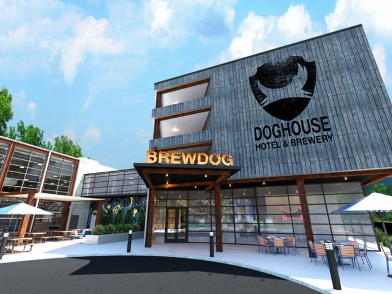 brewdog hotel - Doghouse