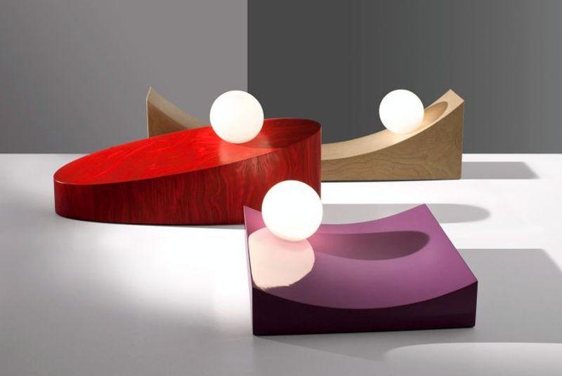 Child Studio's Globe Shaped Lamps
