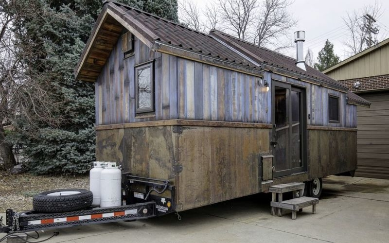 This $74K tiny house provides luxury of a palace in a compact space