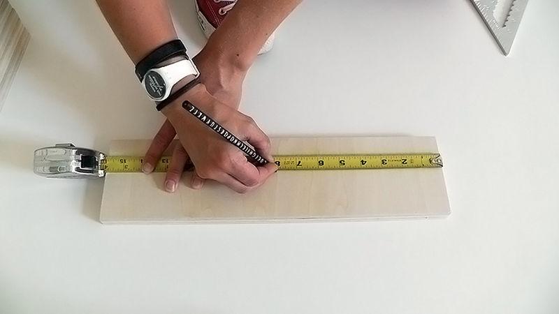 Easy to build DIY rolling garment rack