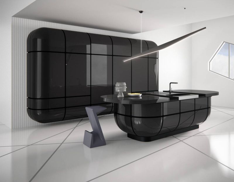 Karma By Karim Rashid Brings Art And Technology To The Kitchen