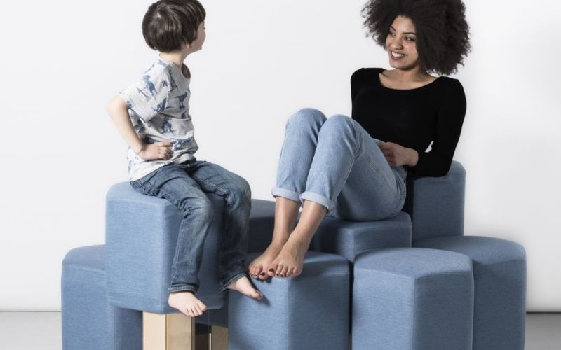 Lift-Bit: App-controlled modular sofa is now available for preorders