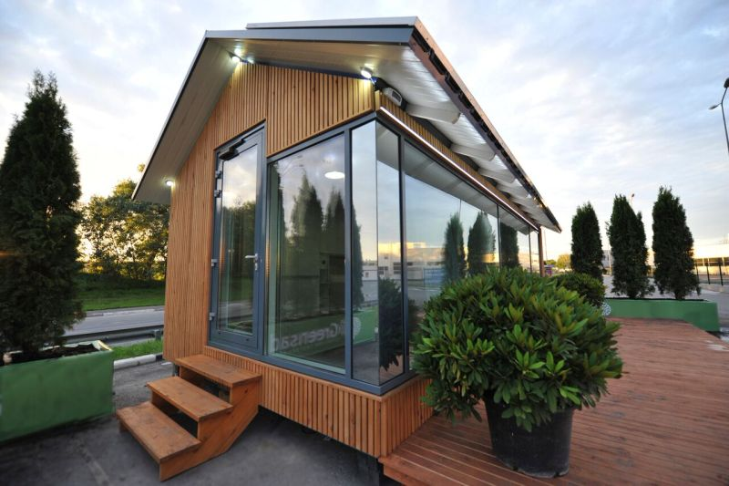 PassivDom self-sufficient 3D printed houses are available for pre-orders