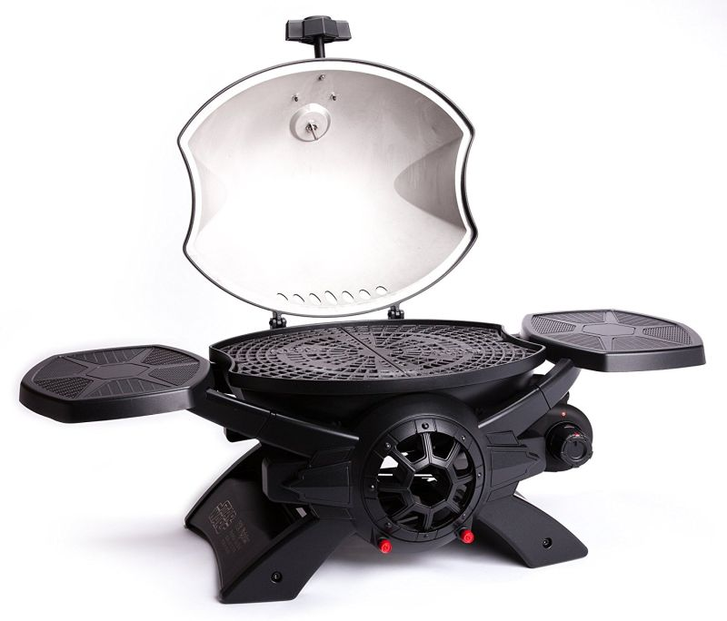 TIE Fighter Portable Gas Grill