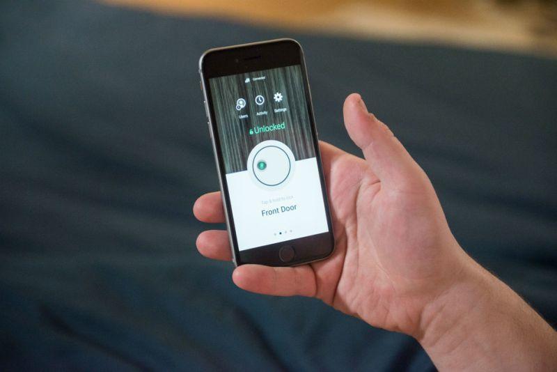 Teodoor introduces slim and clean smart door lock