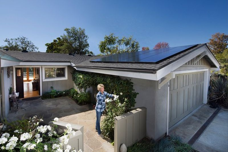 Tesla Unveils A Line Of Panasonic Made Streamlined Solar