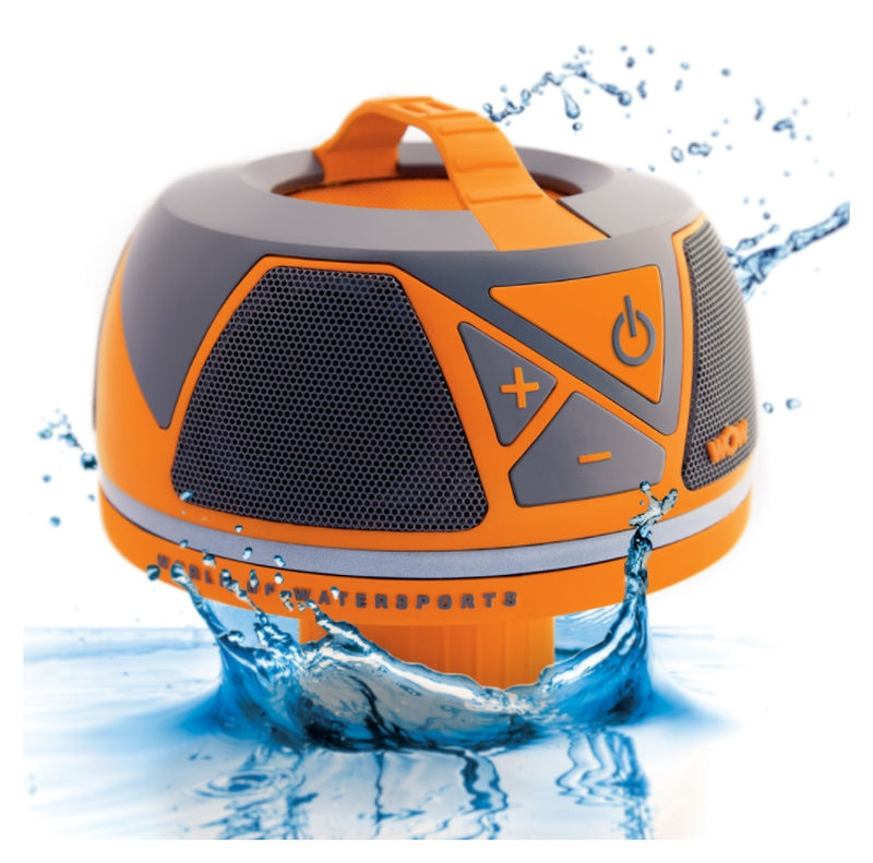Wow-Sound outdoor speaker has 50 hours of battery life