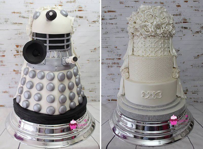 dalek_wedding-cake
