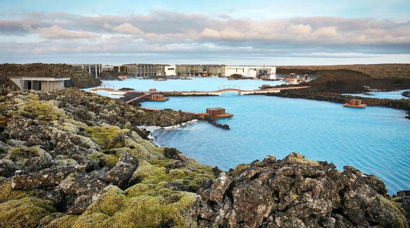 Blue lagoon to get its first luxury hotel this autumn for Iceland blue lagoon hotel