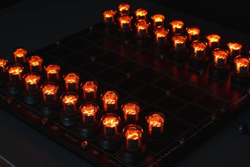 nixie-chess-set