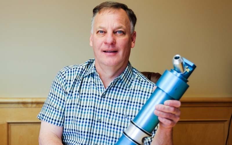 Calgary inventor automates watering with InteliRain irrigation system