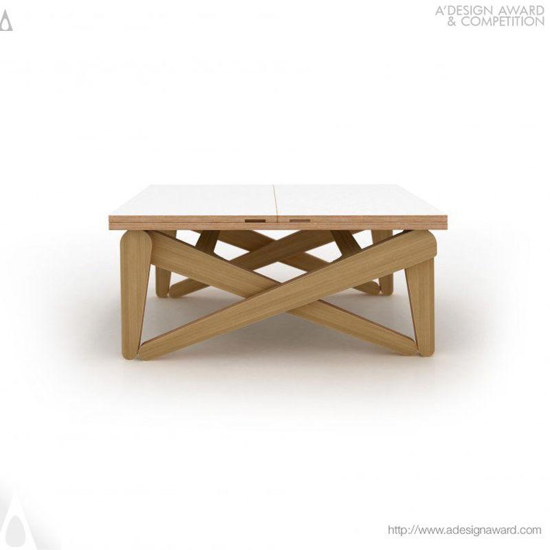 KENA transforming coffee table by Alexander Sekirash